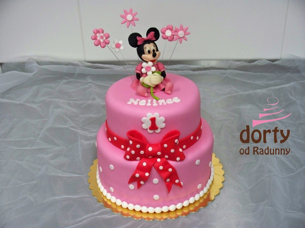 Minie Mouse-Nelince